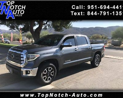 Used 2018 Toyota Tundra 2WD Limited