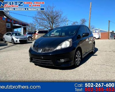 Used 2012 Honda Fit 5dr HB Auto Sport