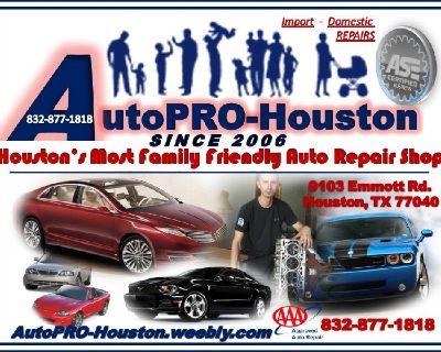 Automatic Transmission Repair Houston Harris County TX