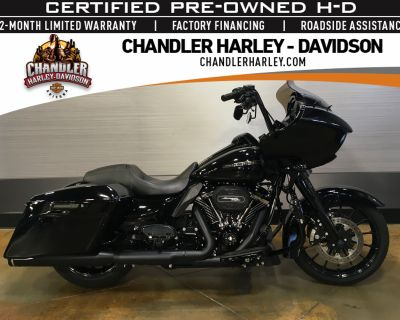 Certified Pre-Owned 2019 Harley-Davidson Road Glide Special Touring FLTRXS