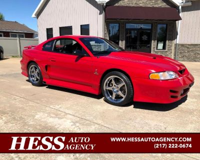 Used 1994 Ford Mustang GT Coupe