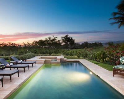 PiH ENDLESS SUMMER Heated Pool & Spa Private Cottage - Puako