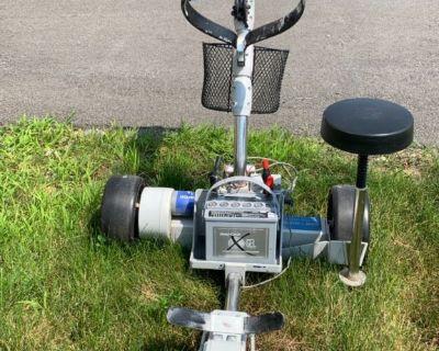 Kangaroo Golf Cart Remote Caddie