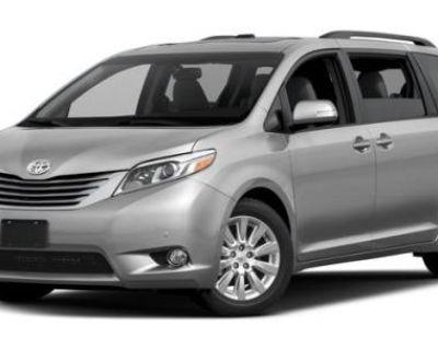 2016 Toyota Sienna Limited