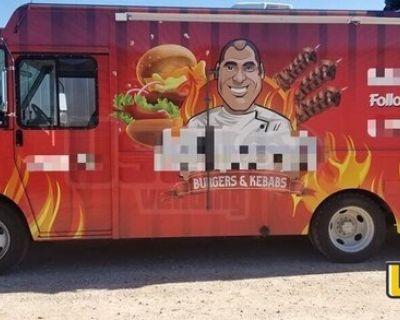 Mildly Used 2005 Workhorse 26' P42 Step Van Food Truck/Very Fresh Mobile Kitchen