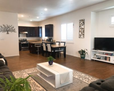 Modern Single Family House with Nature Light, La Puente, CA