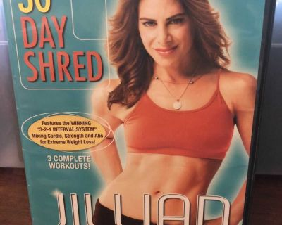 30 Day Shred.