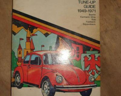Chiltons Volkswagen 1 Manual