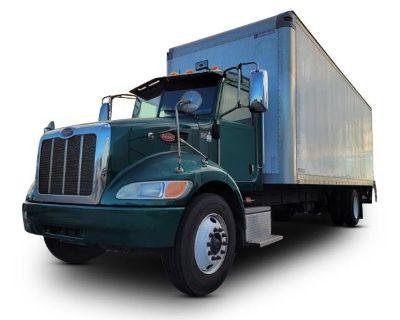 2014 PETERBILT 337 Box Trucks, Cargo Vans Truck