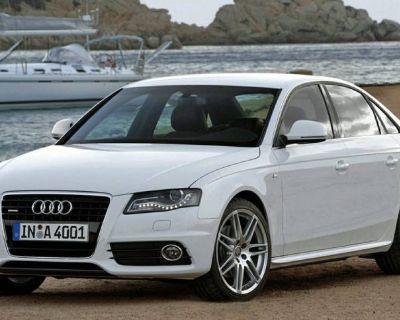 2012 Audi A4 Prestige