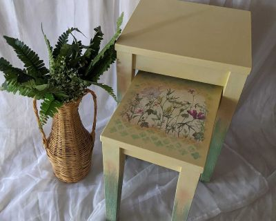 Nesting/ Side Tables
