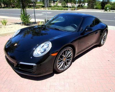 Used 2017 Porsche 911 PREMIUM PLUS*SPORT HEAT-VENT SEATS**SPORT STR WHL*