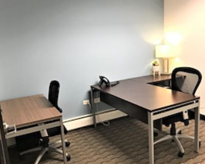 Private Office for 3 at Regus