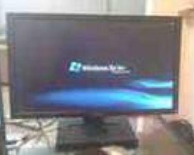 New Dell E2210 22 Inch Widescreen Lcd Flat Mpanel Monitor New