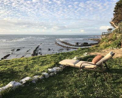 OCEAN FRONT Cottage with Panoramic Views!!! - Moss Beach
