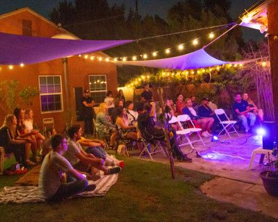Mid Wilshire Studio/Theatre Venue and Gardens, Los Angeles, CA