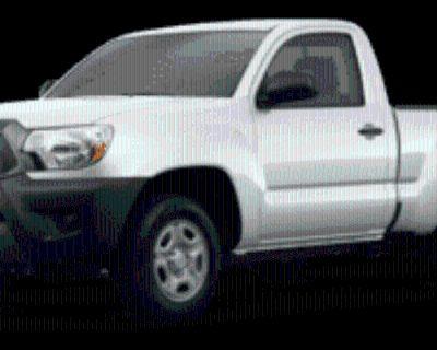 2014 Toyota Tacoma Regular Cab I4 RWD Manual