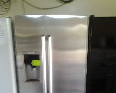 Electrolux All Stainless Refrigerator