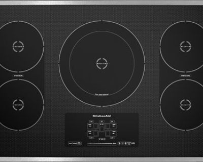 NIB Kitchen Aid Induction Cook top