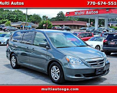 Used 2007 Honda Odyssey EX