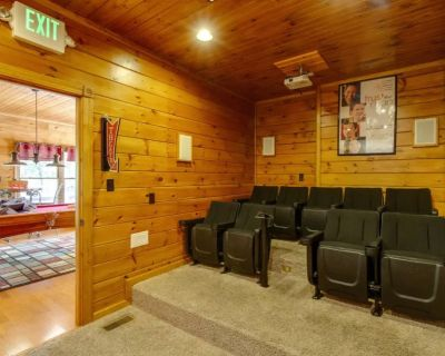 Luxury Cabin Close to Pigeon Forge and Gatlinburg - Pigeon Forge