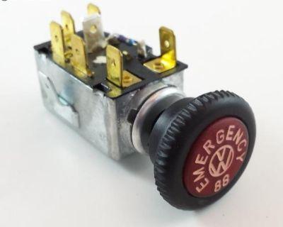 Emergency Switch with Knob & Insert OE Brazil