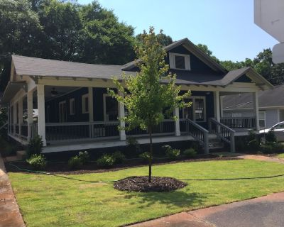 Fabulous Historic Craftsman Home - Adair Park