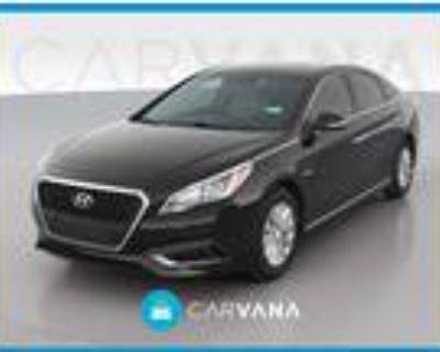 2017 Hyundai Sonata Black, 40K miles