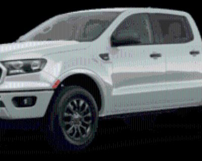 2019 Ford Ranger XLT SuperCrew 5' Box 2WD