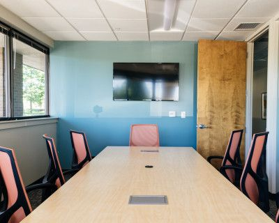 Large Conference Room in Horsham/Willow Grove - TV & Whiteboard, Horsham, PA