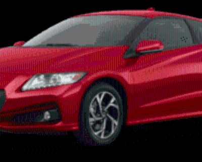 2016 Honda CR-Z EX-L with Navigation CVT