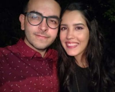 Pablo & Samantha, 23 & 24 years, - Looking in: Denver CO