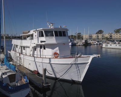 1973 BELLAMY Excursion Trawler