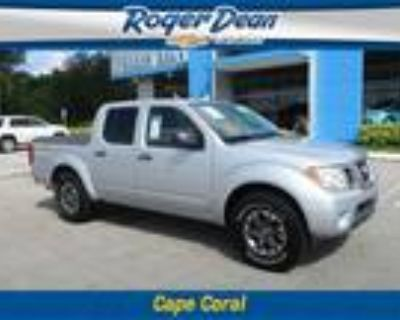 2016 Nissan frontier Silver, 66K miles