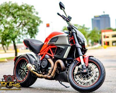 2011 Ducati Diavel Sport Houston, TX