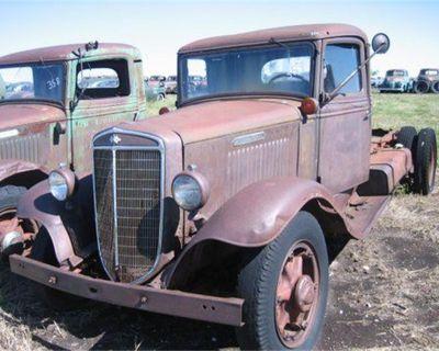 1935 International Harvester