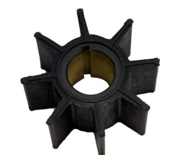 Water Pump Impeller For Nissan Tohatsu 9.9, 15, 18 Hp Rplcs 334-65021-0 18-8921