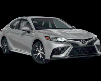 New 2022 Toyota Camry SE Front Wheel Drive 4 (In-Transit)