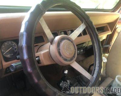 FS/FT 1987 Jeep Wrangler
