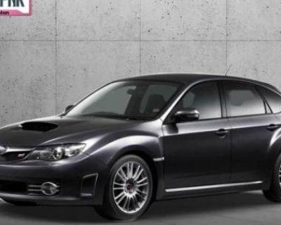 2009 Subaru Impreza WRX Base