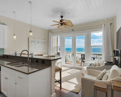 Yes, it's on the beach! Direct beach front! - Seagrove Beach