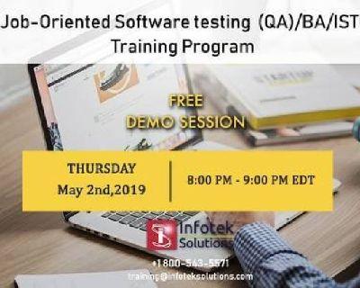 IT Job-Oriented Software testing(QA)/BA/ISTQB Training Program