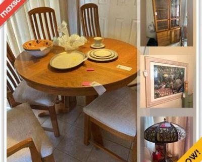 Lakewood Moving Online Auction - South Reed Court (CONDO)