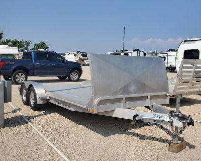 ATC 18' open trailer