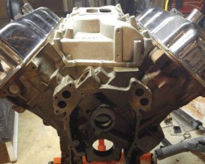 426 Hemi Engine With New Block