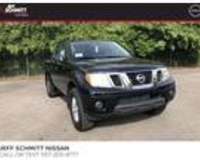 2021 Nissan frontier Black, new