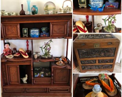 Bluebird Estate Sale! Furniture, Antiques & More