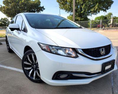 Used 2015 Honda Civic EX-L Sedan CVT