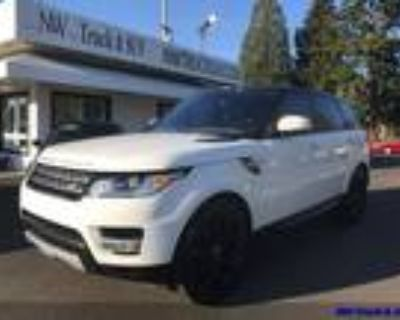 2016 Land Rover Range Rover Sport -AWD - HSE - 3.0L Supercharged V6 3.0L