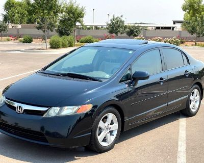 Used 2006 Honda Civic EX sedan AT